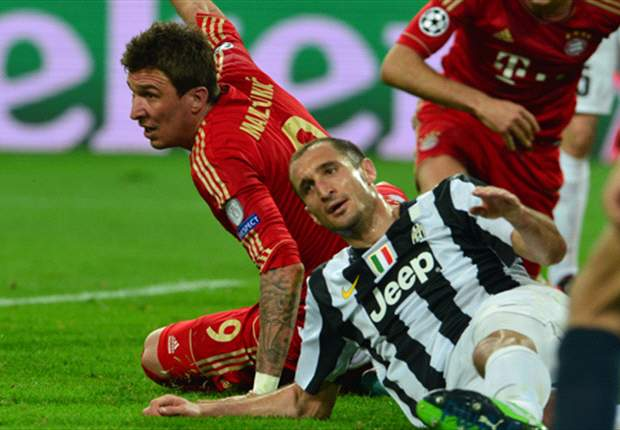 Chiellini admits Bayern fear