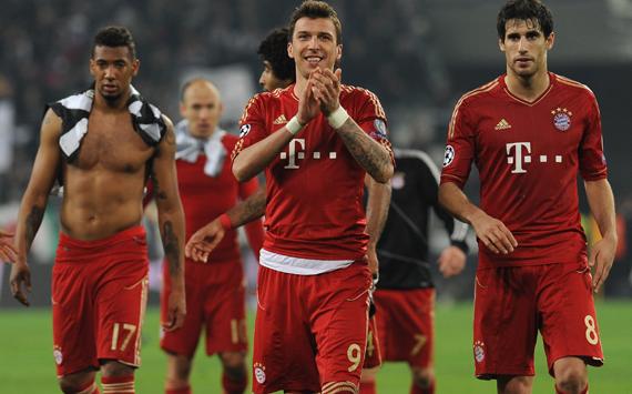 CLEAR Top Moments Leg Kedua Perempat-Final Liga Champions 2012/13