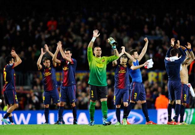 Barcelona prepare title celebrations ahead of Madrid derby
