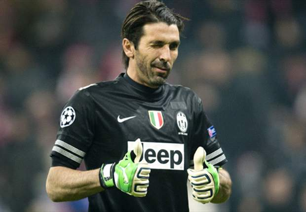 Scudetto a huge weight off Juve's shoulders, says Buffon