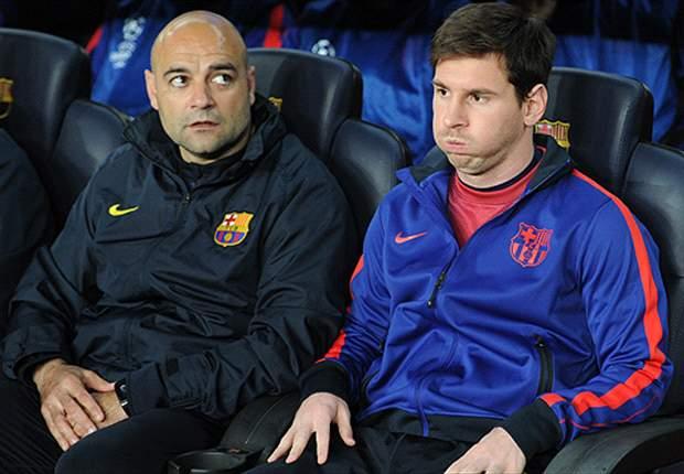 LdC, Barça - Messi, décisif sur une jambe