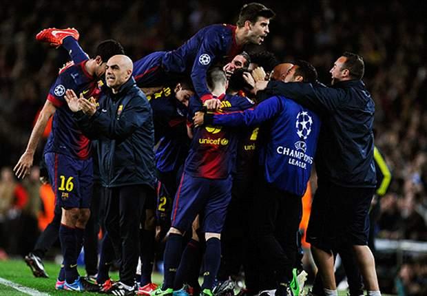 Sondage du jour - Le Barça mérite-t-il sa qualification ?