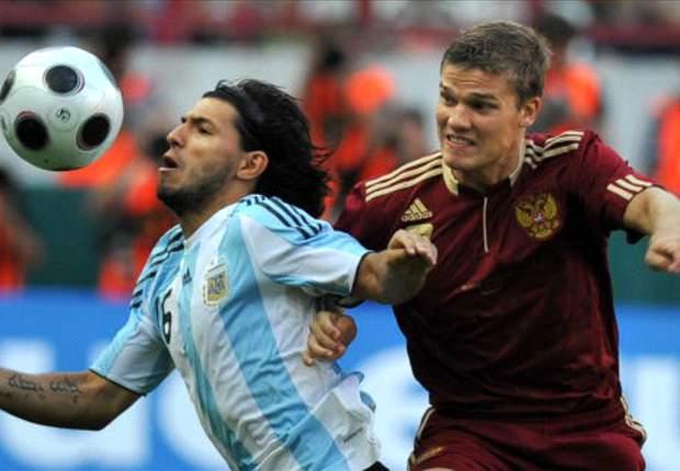 No habrá amistoso entre Argentina y Rusia