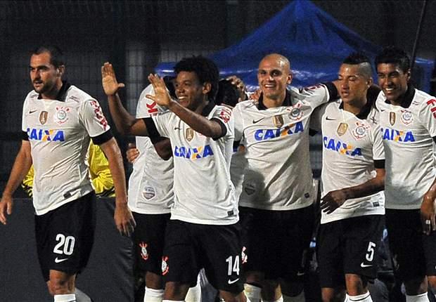 El Corinthians gana al San José Oruro y consolida liderato del Grupo 5