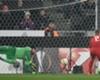 Romero festeja su cumpleaños en el arco del United
