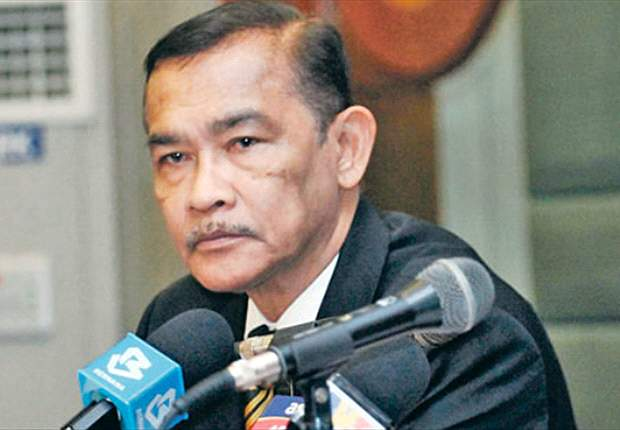 Azzudin Ahmad has vowed to stay strong against criticisms