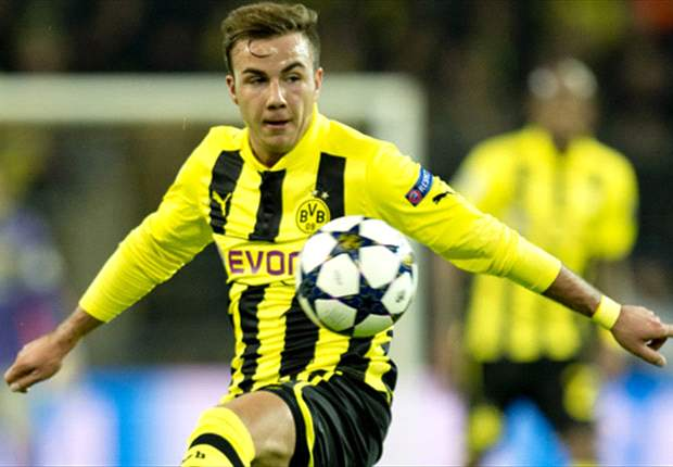 Arsenal & Manchester City in race to sign Dortmund star Gotze