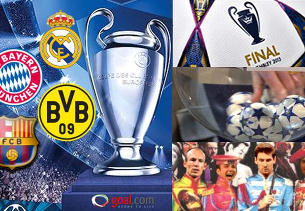 Follow the Champions League draw LIVE! with Goal.com