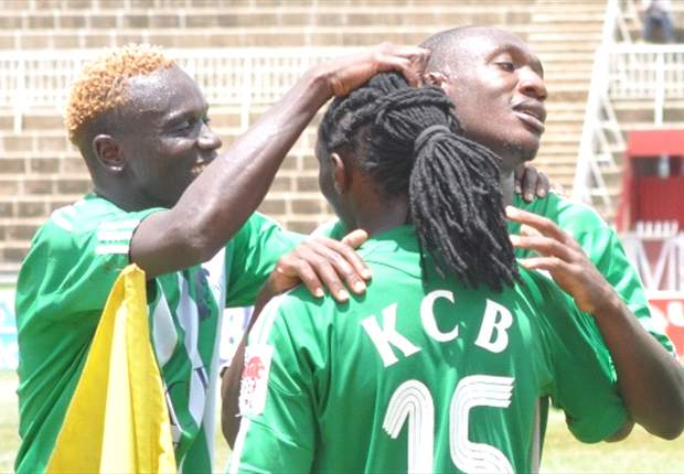 KCB 1-0 Western Stima: Late goal helps bankers switch off power men