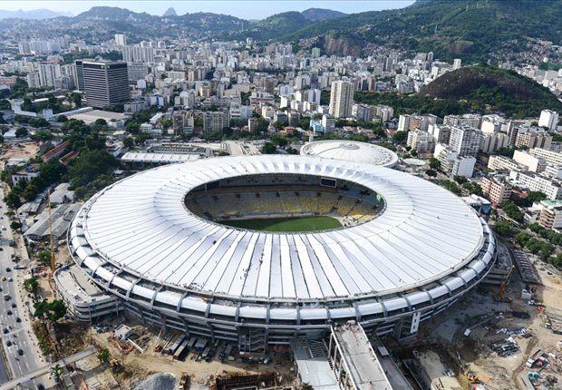 WM 2014 Stadionprofil: Maracana