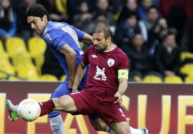 Europa League: FC Chelsea trotz Niederlage bei Rubin Kasan im Halbfinale