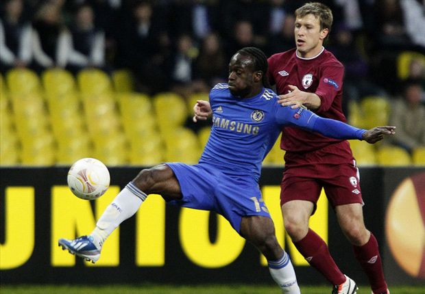 Moses and Mikel help Chelsea back to third in race for top four finish