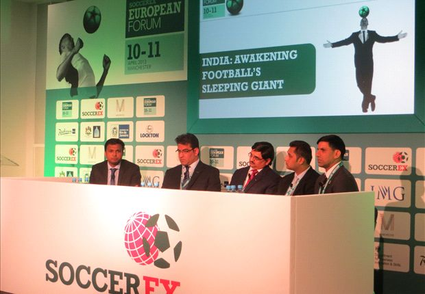 Potential of football in India discussed at Soccerex's European forum