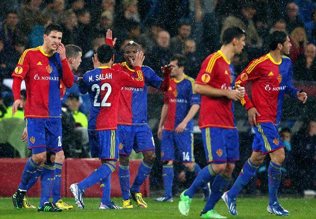 Laporan Pertandingan: Basel 2-2 Tottenham (Agg. 4-4; Ap. 4-1)