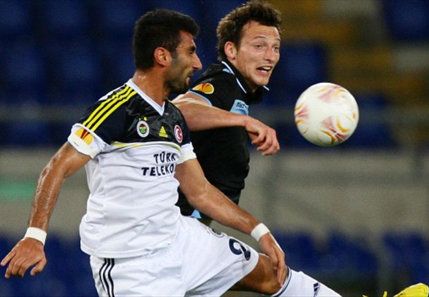 Lazio 1-1 Fenerbahce (Agg 1-3): Turkish side seal progression to final four