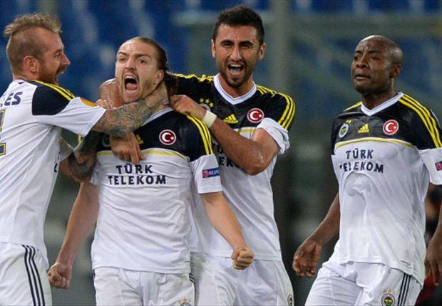 Fenerbahce Singkirkan Lazio