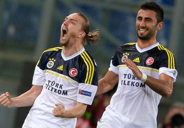 Lazio Rom schafft das Wunder gegen Fenerbahce Istanbul nicht - mit einem 1:1 ausgeschieden