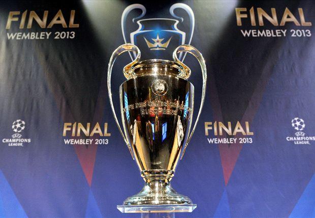 STATISTIK Semi-Finalis Liga Champions 2012/13