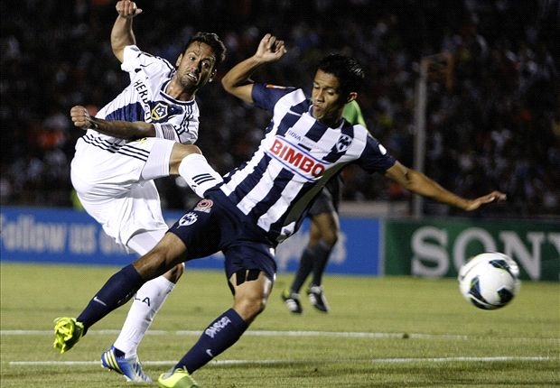 Monterrey 1-0 LA Galaxy: Rayados return to CONCACAF Champions League final