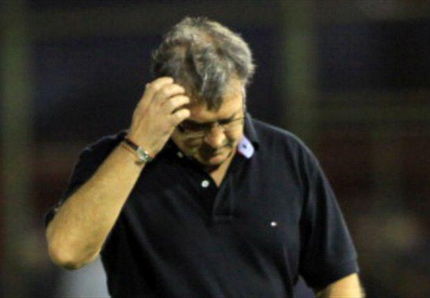 Martino se mostró muy autocrítico tras el partido