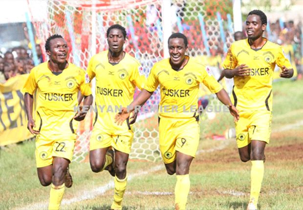 Tusker, Western Stima match moved to Nakuru's Afraha Stadium