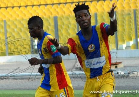 Crucial win for Hearts against Bechem