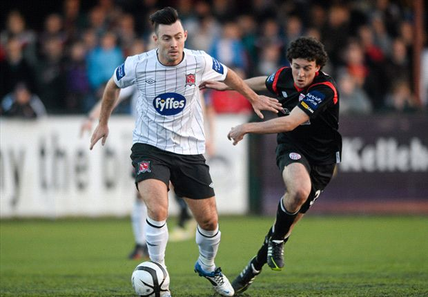 Dundalk 1-3 Derry City - Patterson penalties give Candystripes three points