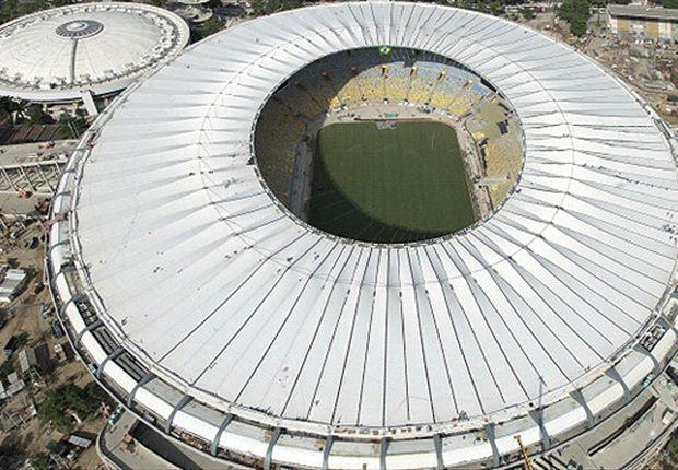 La reforma del estadio Maracaná está cerca de terminar y el 27 de abril habrá un test de FIFA.