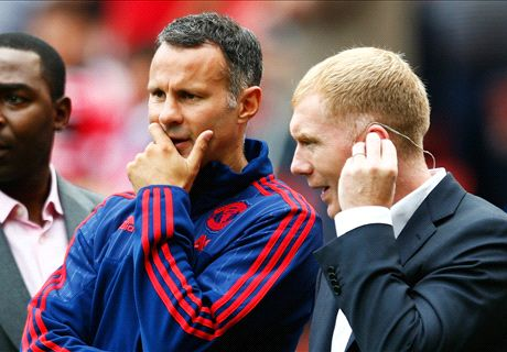 RUMOURS: Giggs to announce exit