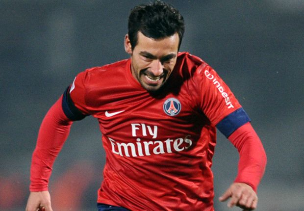 Lavezzi was close to joining Inter, says agent