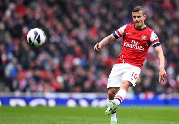 Word on the Tweet: Wilshere calls on Arsenal supporters to get vocal