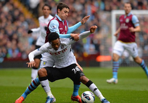 Aston Villa 1-1 Fulham: Delph own goal keeps hosts in relegation mire