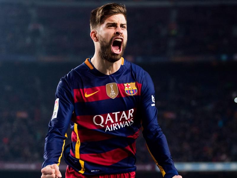 """Barça, Piqué : """"J'aimerais devenir le président du club"""""""