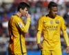 Neymar to be Messi's heir, says Ronaldo