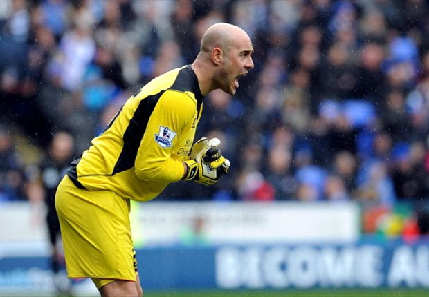 Reina going nowhere, insists Liverpool boss Rodgers