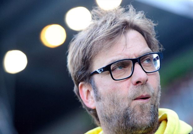 Klopp relieved after 'lucky' Dortmund win