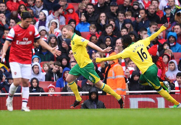 ANG - Arsenal sur le fil