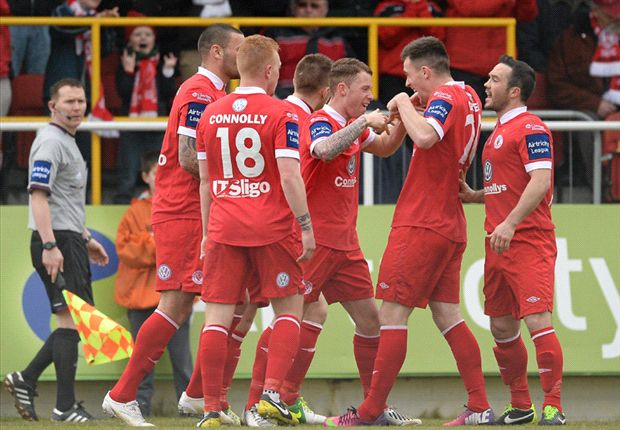 Airtricity Premier Division Team of the Week: Lee Lynch helps Sligo continue winning run