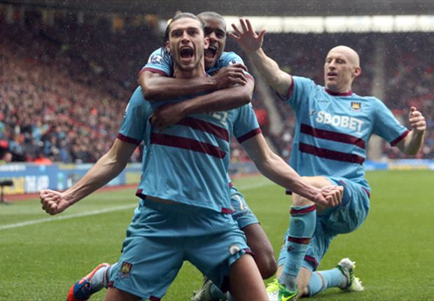 Carroll is the new Drogba, says West Ham team-mate Joe Cole