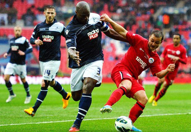 Millwall 0-2 Wigan: Maloney and McManaman secure Latics' FA Cup final spot