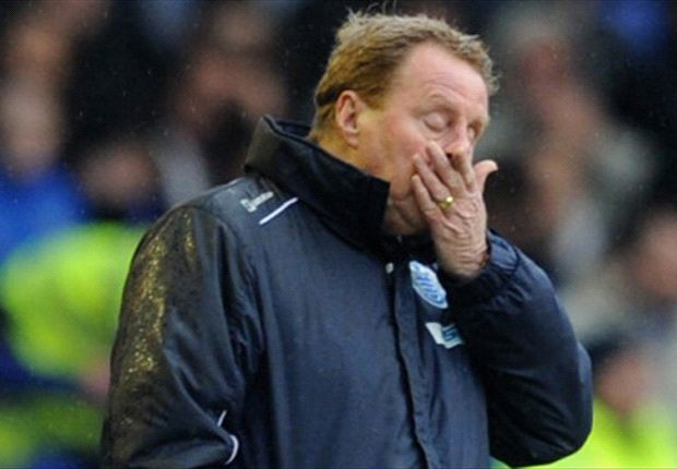 Redknapp: QPR season has 'been as difficult a spell as I've had anywhere'