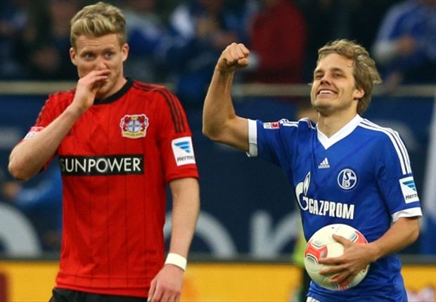 Bundesliga Round 29 Results: Last-gasp penalty saves Schalke