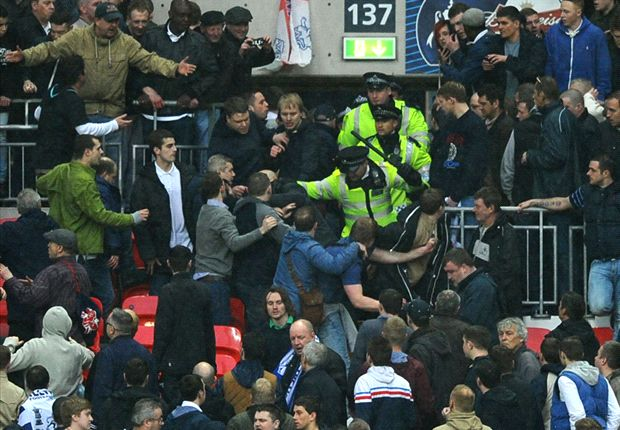 Jackett & Martinez hesitant to comment on Millwall violence