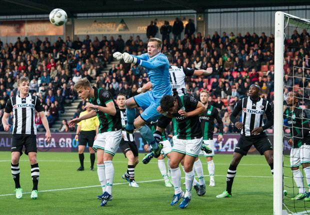 FC Groningen boekt derde zege op rij