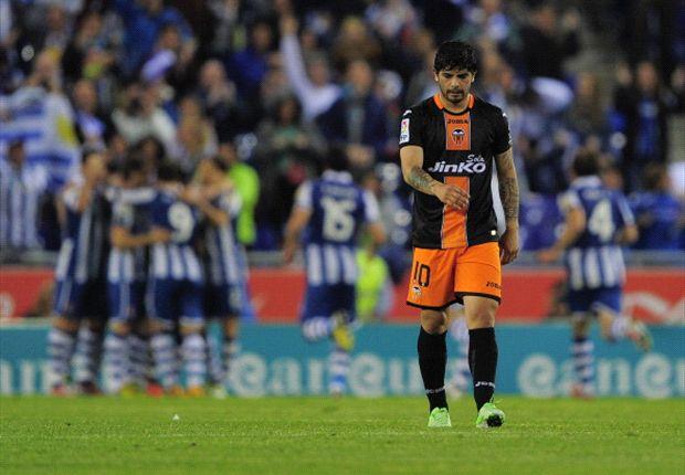 Espanyol rettet Remis gegen Valencia in irrer Schlussphase