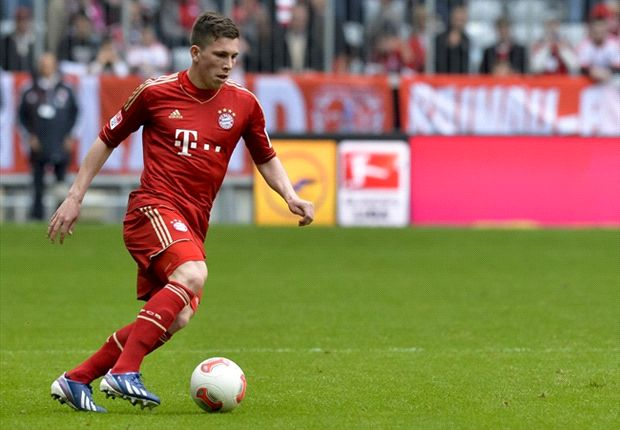 Hojbjerg: I was wetting myself on Bayern debut