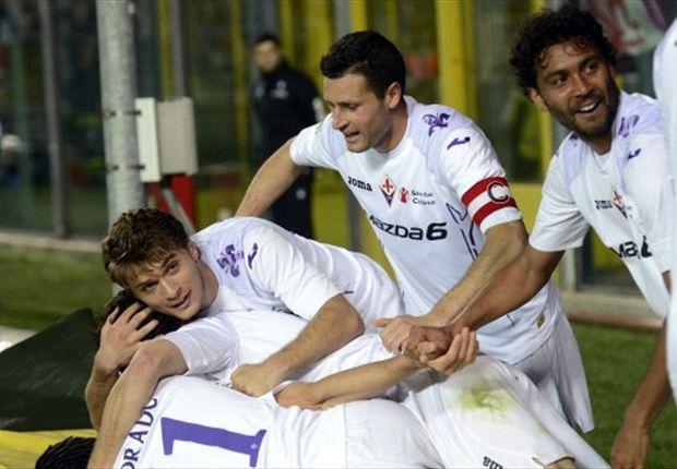 Fiorentina Jaga Asa Ke Liga Champions