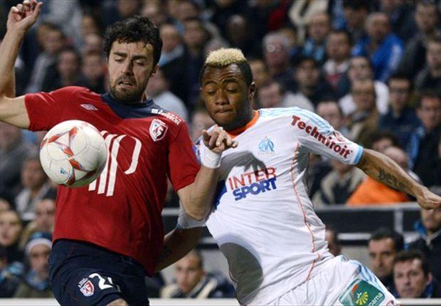 Marseille Bertahan Di Posisi Kedua