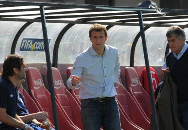 Arruabarrena definió el equipo que enfrentará a Progreso