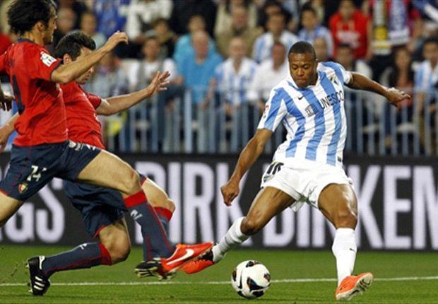 Julio Baptista, con ganas de volver al Bernabéu